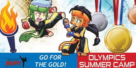 Go for the Gold Olympics Camp August 5th-9th tickets
