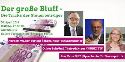Der große Bluff - Die schmutzigen Tricks der Steu