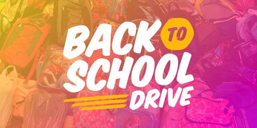 2019 Back to School Drive Volunteer