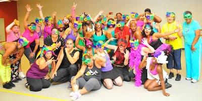 Zumba Fitness (FREE CLASS PASS) - Hip Hop/Salsa/Cumbia/Latin Inspired