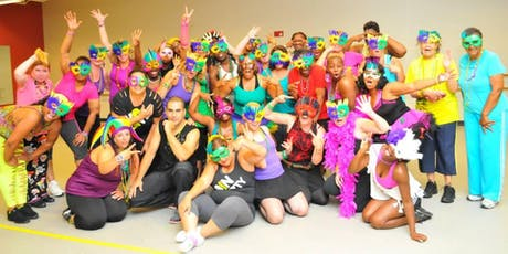 Zumba Fitness Exp (45 min) - Hip Hop/Salsa/Cumbia/Latin Inspired tickets