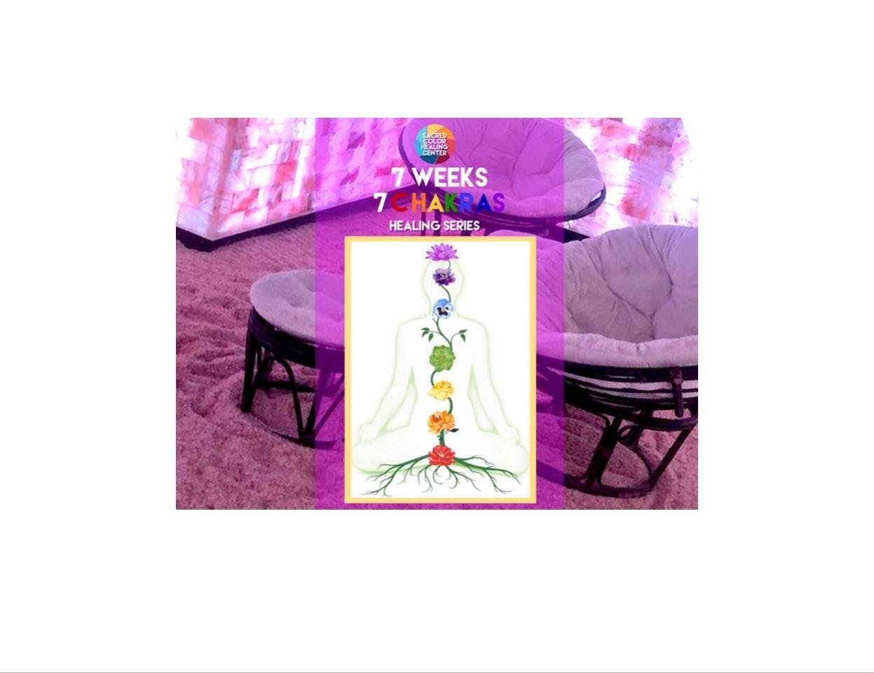 7 Weeks 7 Chakras/Arats (Women Only Session)