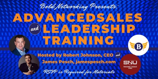Goal Hacking Workshop - Advanced Sales & Leadership Training