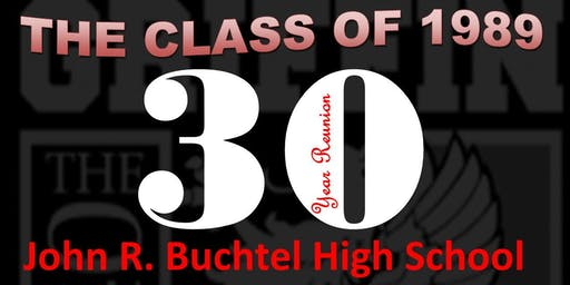 BHS 1989-30th Class Reunion