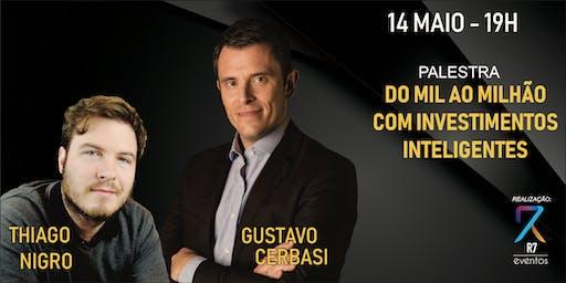 Treinamento com Gustavo Cerbasi e Thiago Nigro