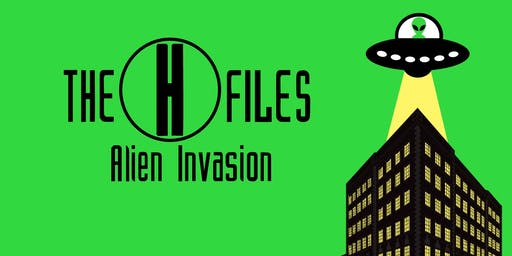 "Hawthorne Hotel's 2019 Halloween Ball: ""The H Files: Alien Invasion"""