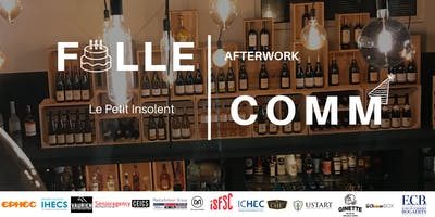 Folle Comm Afterwork - Birthday Edition