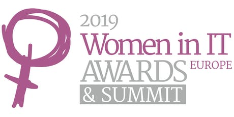 Women in IT  Europe 2019 Summit & Awards Evening Tickets