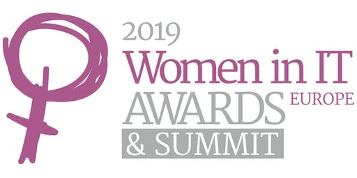 Women in IT  Europe 2019 Summit & Awards Evening - Paypal only