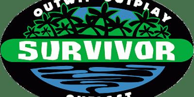 Summer Camp Week 4: Survivor Week