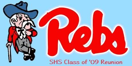 Southside High School Class of 09' Reunion tickets