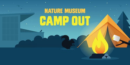 Nature Museum Family Camp Out
