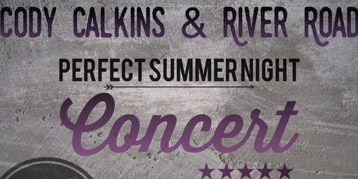 380f8c00a985f Perfect Summer Night Concert River Road Trio   Cody Calkins Tickets ...