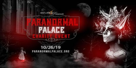 Denver Halloween - Paranormal Palace 11th Annual tickets