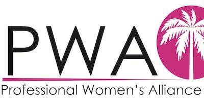 Professional Women's Alliance Luncheon Sponsored by Baptist Health