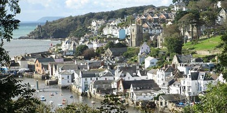 "Fowey Estuary guided walk ""The Hall Walk"" tickets"
