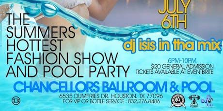 Fashion Splash Drip & Dip tickets