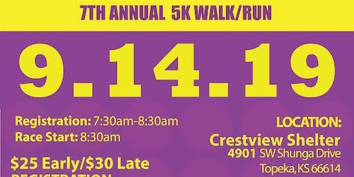 7th Annual 5K Run/walk