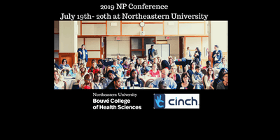 2019 NP CONFERENCE: THE JOURNEY OF ENTREPRENEURSHIP