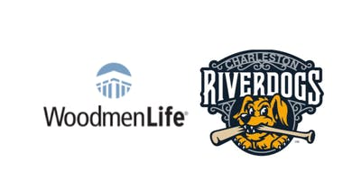 WoodmenLife Family Event - Charleston Riverdogs Baseball