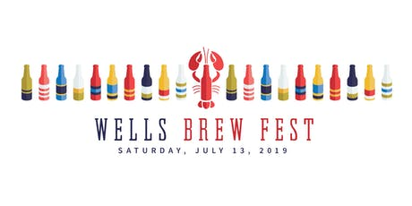 Wells Brew Fest l July 13 2019 tickets