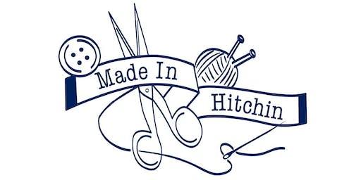 Made In Hitchin | A Creative Retreat Sew:Knit:Crochet