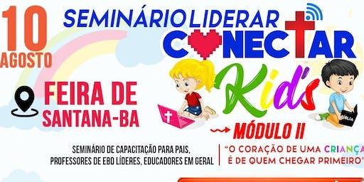 Seminário Internacional CONECTAR KIDS - Tia Jô (Mó