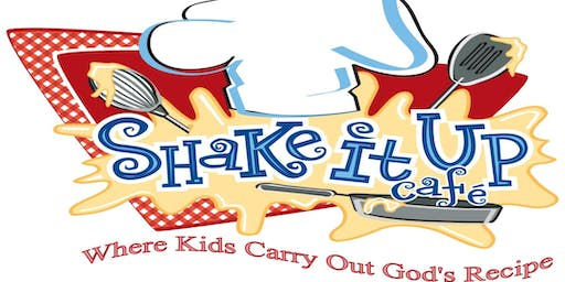 Shake It Up - VBS Tuesdays