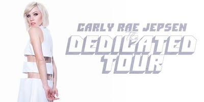 Carly Rae Jepsen – THE DEDICATED TOUR