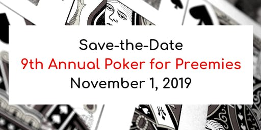 Poker for Preemies 2019