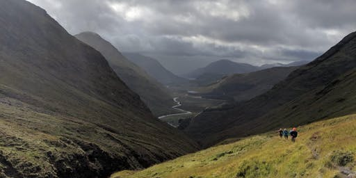 Salomon Glen Coe Skyline® Spectator Walk - Two Lairigs (GLEN)