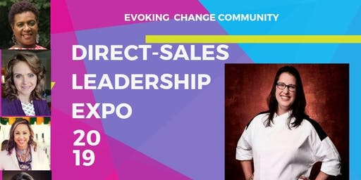 Direct-Sales Leadership Charity Expo
