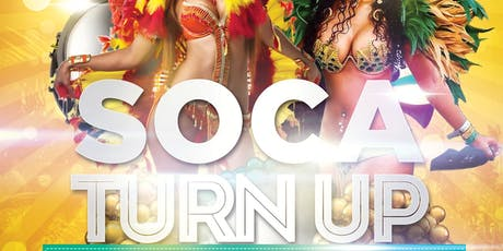 Soca Turn Up 2019 tickets