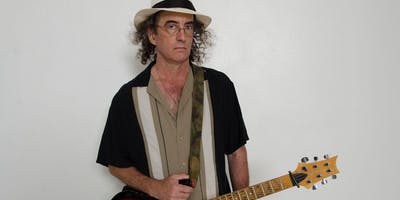 James McMurtry at The Burl