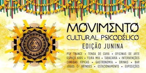 Movimento Cultural Psicodélico - Ed Junina