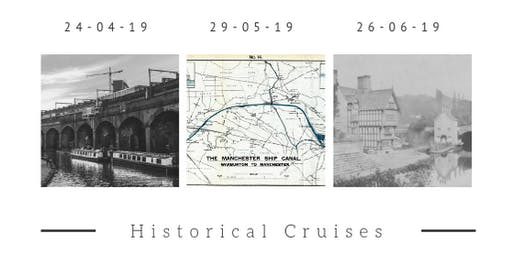 Historical Cruise (3 Hour History Tour - Manchester Ship Canal/ Salford Quays)