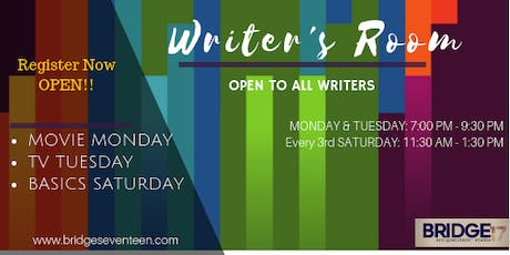 The Writer's Room ATL tickets