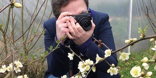 Photography workshop for beginners at Gabriel's Garden