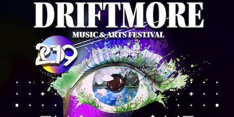 Driftmore 2019 tickets