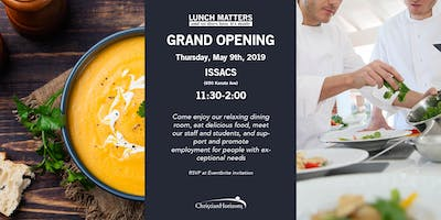 Lunch Matters Grand Opening