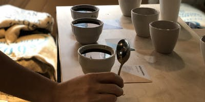 East One Coffee Roasters Public Cupping