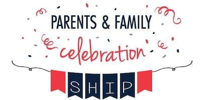 Parents & Family Celebration 2019