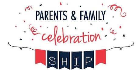 Parents & Family Celebration 2019 tickets