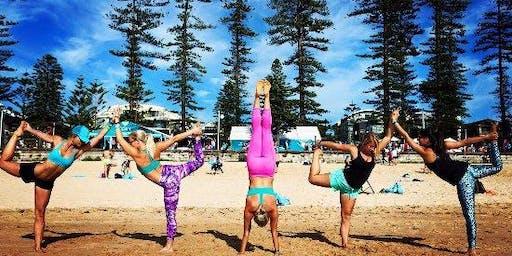 Beach Yoga & Mindfulness Camp for Teens