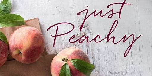 Just Peachy Pies and more Cooking Class