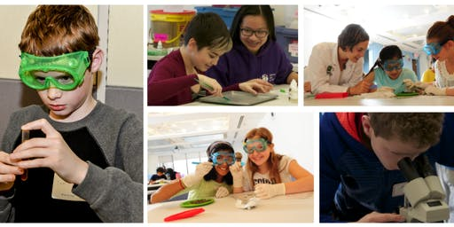Science from Scientists: STEM Explorer summer program (July 22-26)