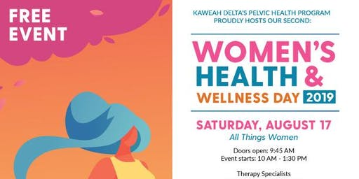 Women's Health and Wellness Day