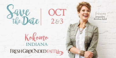 Fresh Grounded Faith - Kokomo, IN - Oct 2-3, 2020