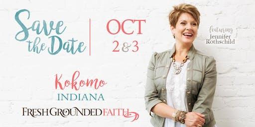 Fresh Grounded Faith - Kokomo, IN - Oct 2-3, 2020