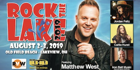 Rock the Lake 2019 at Indian Lake State Park tickets